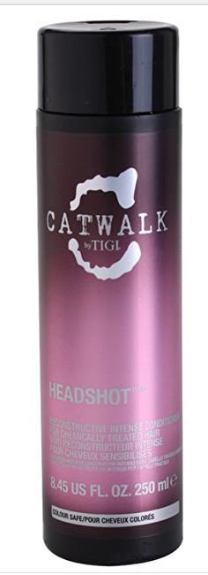 Tigi Intenzívne regeneračný kondicionér pre chemicky ošetrené vlasy Catwalk Headshot (Reconstructive Intense Conditioner) 750 ml