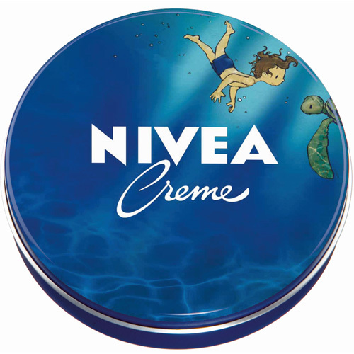 Nivea Intenzívny krém (Creme) - Rozprávková limitovaná edícia 250 ml