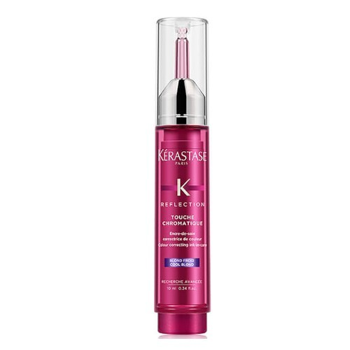 Kérastase Intenzivní péče pre zvýraznenie odtieňa vlasov Reflection Touch Chromatique (Colour Correcting Ink-In- Care ) 10 ml Cool Blond