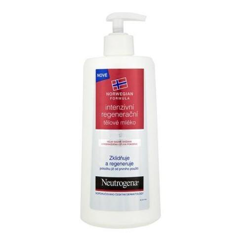 Neutrogena Intenzivní regenerační tělové mléko na citlivou pokožku Sensitive 250 ml