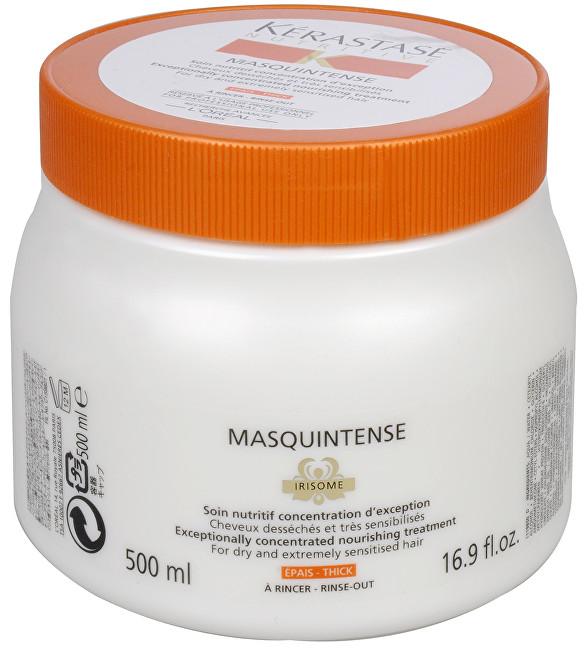 Kérastase Intenzivní vyživující maska pro silné vlasy Masquintense Irisome (Exceptionally Concentrated Nourishing Treatment Thick) 500 ml