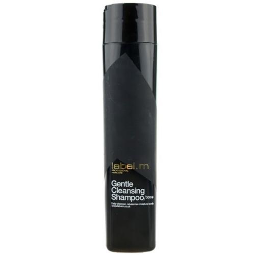 Label.m Jemně čisticí šampon pro všechny typy vlasů Cleanse (Gentle Cleansing Shampoo) 300 ml