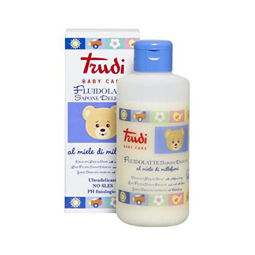 Trudi Jemné dětské tekuté mýdlo s květinovým medem 500 ml