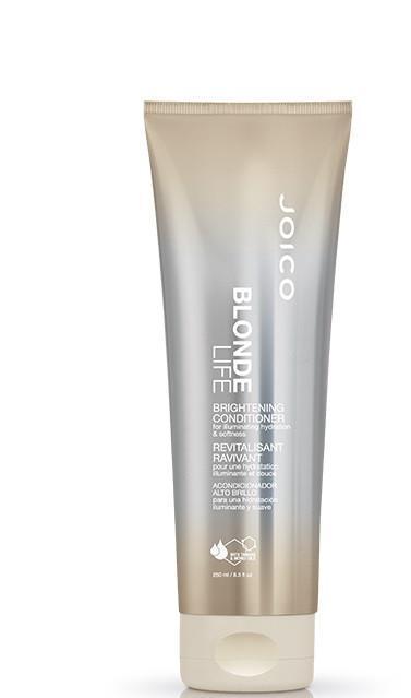 Joico Rozjasňující kondicionér pro blond vlasy Blonde Life (Brightening Conditioner) 250 ml