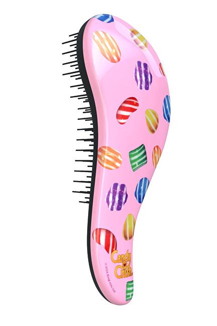 Dtangler Kartáč na vlasy Kids Pink