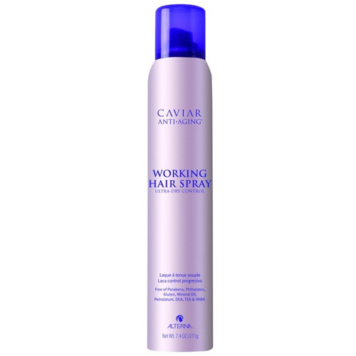 Alterna Kaviárový lak na vlasy Caviar Anti-Aging (Working Hair Spray) 250 ml