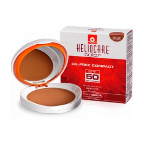 Heliocare Kompaktní make-up SPF 50 Color (Oil-Free Compact) 10 g Fair