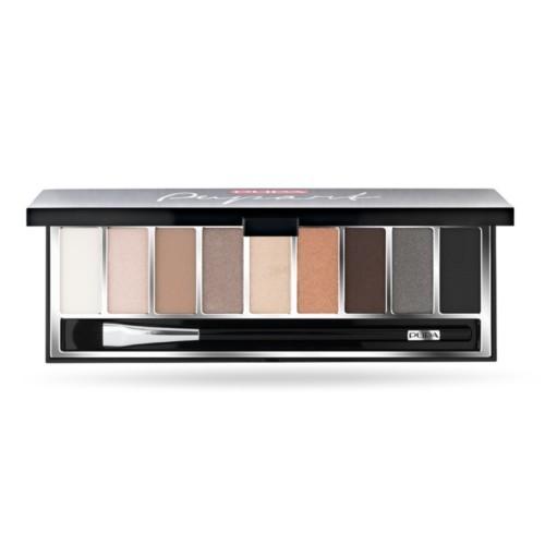 Pupa Kompaktní paletka 9 očních stínů Pupart (Eyeshadow Palette) 8 g 003
