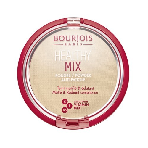 Bourjois Kompaktní pudr na unavenou pleť Healthy Mix (Anti-Fatigue Powder) 11 g 002 Beige