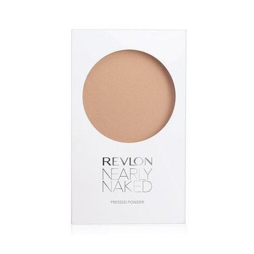 Revlon Kompaktní pudr pro nahé líčení (Nearly Naked Pressed Powder) 8 g 050 Deep