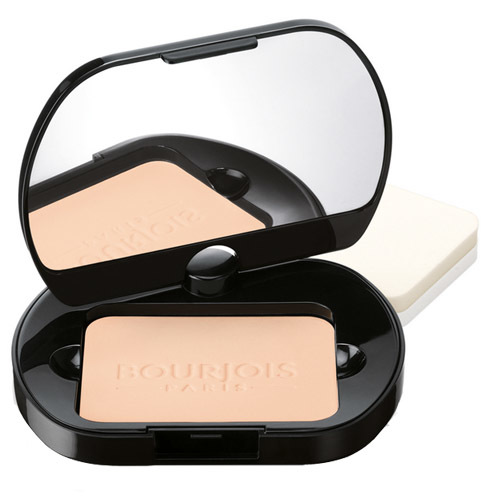 Bourjois Kompaktní pudr (Silk Edition Compact Powder) 9,5 g 53 Golden Beige