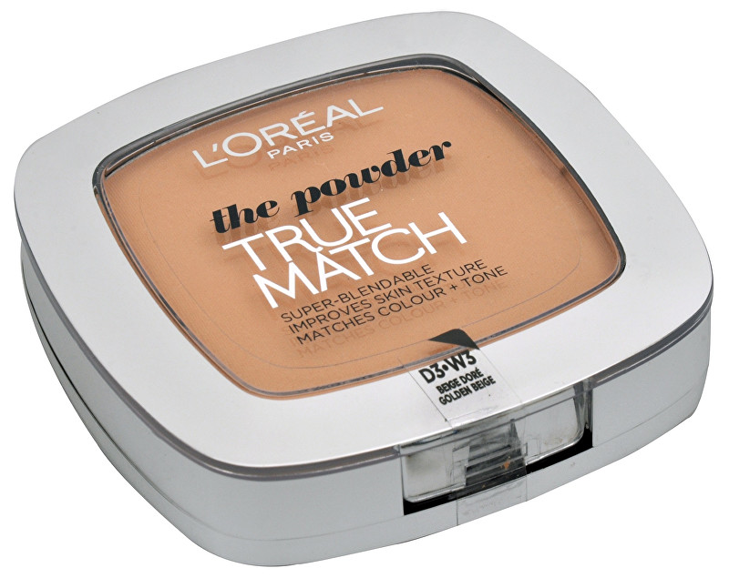 L´Oréal Paris Kompaktní pudr True Match (The Powder) 9 g R1 - C1 Rose Ivory