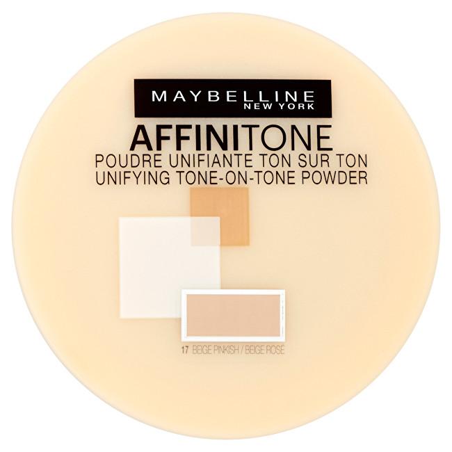 Maybelline Kompaktní sjednocující pudr Affinitone (Powder) 9 g 17 Rose Beige