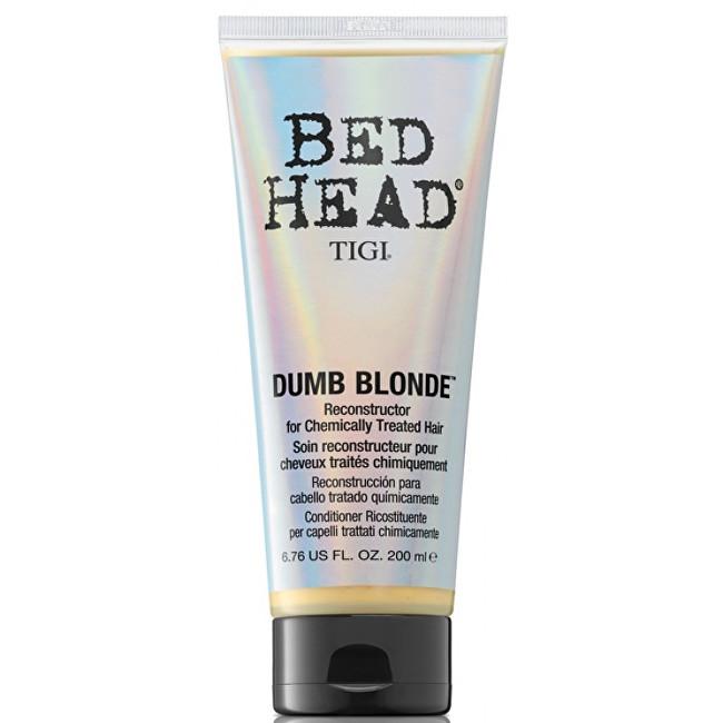 Tigi Kondicionér pre chemicky ošetrené blond vlasy Bed Head Dumb Blonde (Reconstructor) 200 ml