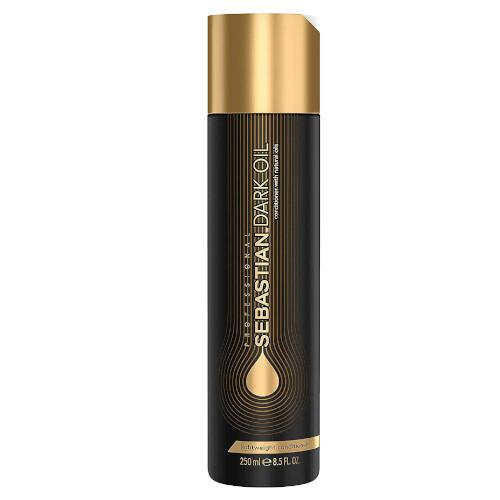 Sebastian Professional Kondicionér pro lesk a hebkost vlasů Dark Oil (Lightweight Conditioner) 250 ml