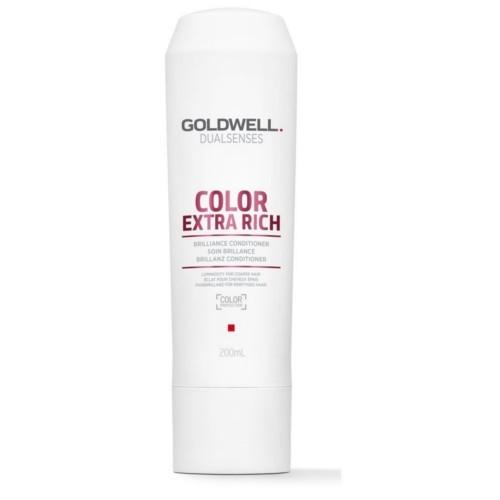 Goldwell Kondicionér pro nepoddajné barvené vlasy Dualsenses Color Extra Rich (Brilliance Conditioner) 200 ml