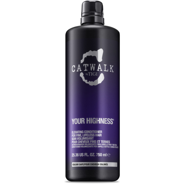 Tigi Kondicionér pre objem vlasov Catwalk Your Highness (Elevating Conditioner) 750 ml