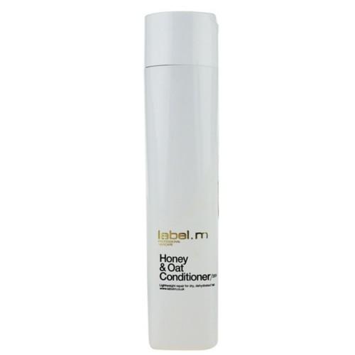 Label.m Kondicionér s medem a ovsem pro suché a dehydratované vlasy Honey & Oat (Conditioner) 300 ml