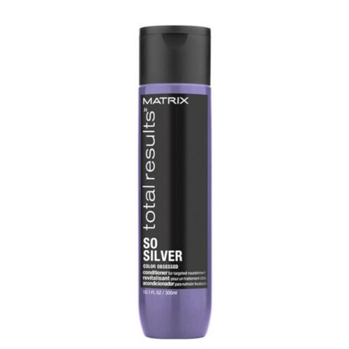 Matrix Kondicionér pro zachování stříbrné barvy vlasů Total Results So Silver (Conditioner) 300 ml