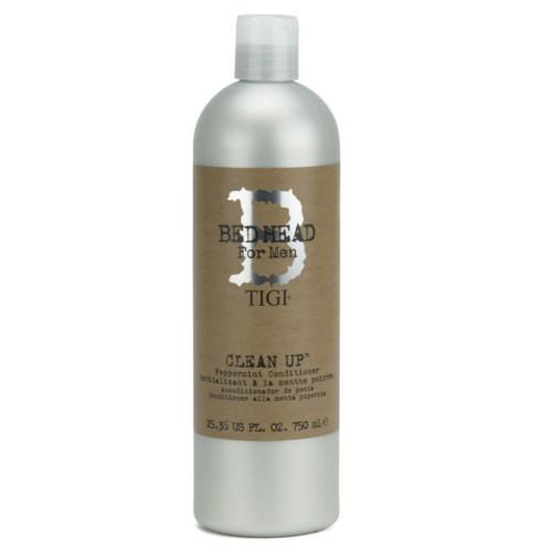 Tigi Kondicionér proti padání vlasů pro muže Bed Head (Clean Up Peppermint Conditioner) 750 ml