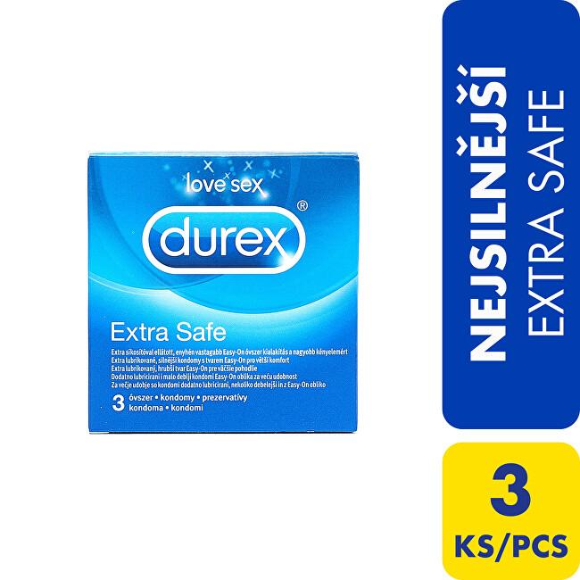 Durex Extra Safe 12ks