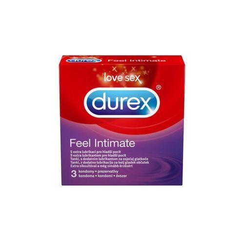 Durex Kondomy Feel Intimate 12 ks