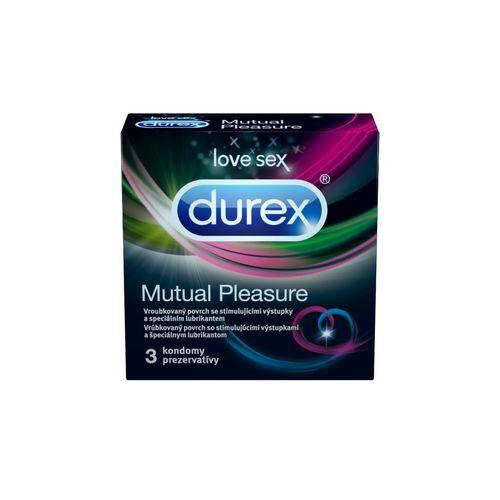 Durex Kondomy Mutual Pleasure 10 ks