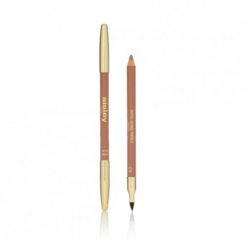 Sisley Kontúrovacia ceruzka na pery so štetčekom a orezávačom Phyto-levres Perfect (Lipliner) 1,2 g Ruby