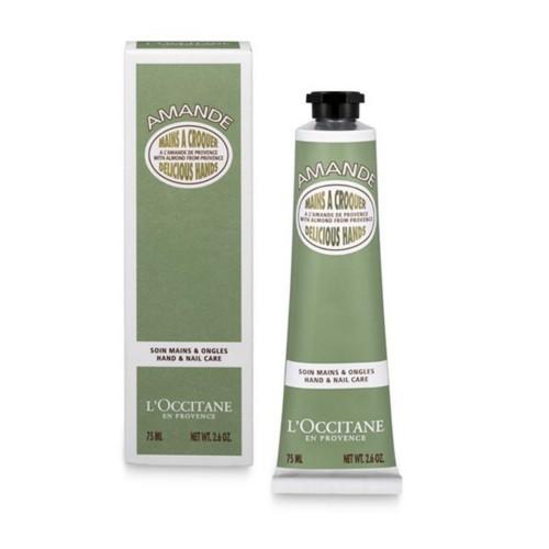 L`Occitane en Provence Krém na ruce Mandle (Hand Cream) 30 ml
