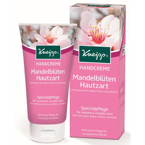 Kneipp Krém na ruky Mandlové květy 75 ml