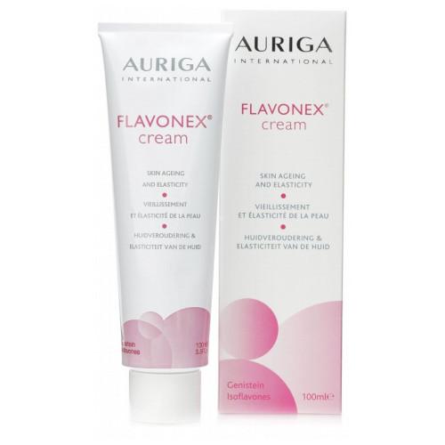 Auriga Krém na tělo a obličej proti známkám stárnutí Flavonex (Skin Ageing and Elasticity Cream) 50 ml