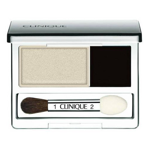 Clinique Krémové očné tiene All About Shadow Duo 2,2 g 05 Diamonds and Pearls