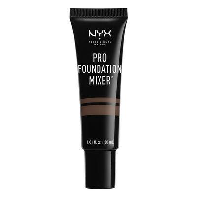 NYX Krémový make-up pro úpravu odstínu make-upu Professional Makeup (Pro Foundation Mixer) 30 ml 04 Deep