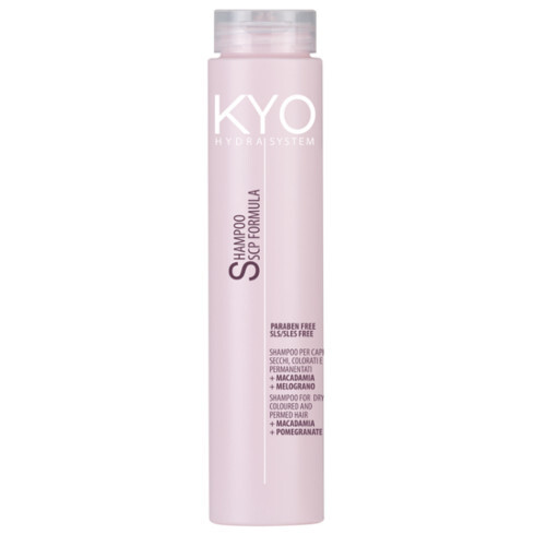 Freelimix Hydratačný šampón na vlasy KYO (Shampoo For Dry Coloured And Permed Hair ) 250 ml