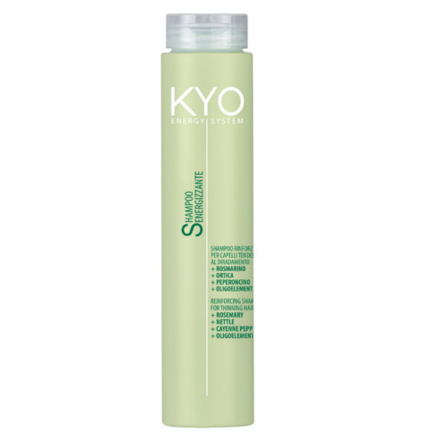Freelimix Šampon na vlasy Energy System KYO (Reinforcing Shampoo For Thinning Hair) 250 ml