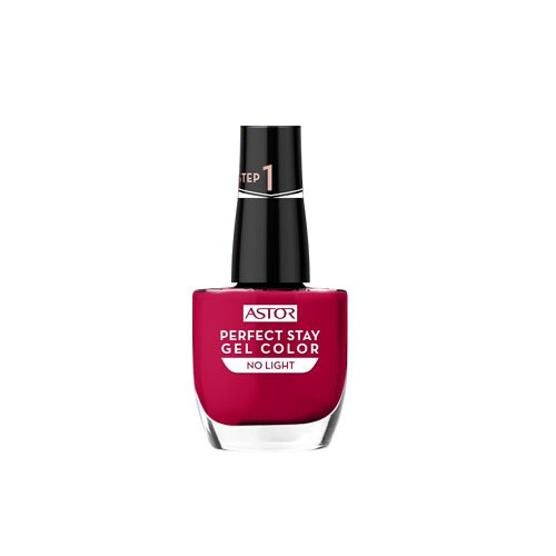 Astor Gelový lak na nehty No Light (Perfect Stay Gel Color) 12 ml 001 Top Coat - No Light