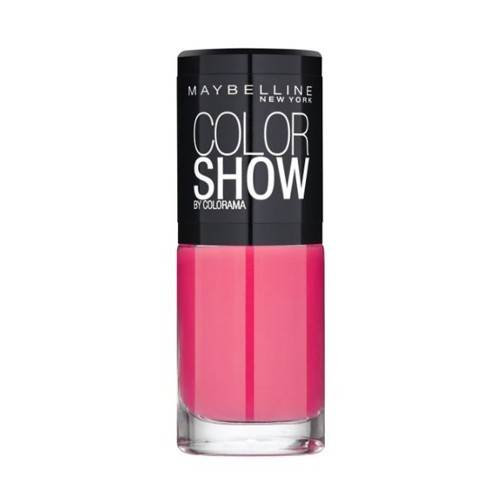 Maybelline Lak na nehty Color Show 7 ml 486 Red