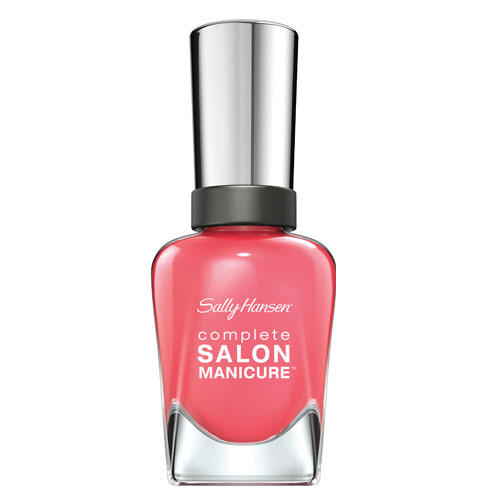 Sally Hansen Lak na nechty Complete Manicure (Nail Polish Complete Manicure) 3.0 14,7 ml 210 Naked Ambition