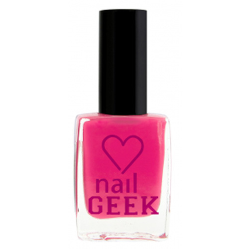 Makeup Revolution Lak na nehty I LOVE MAKEUP (Nail Geek) 12 ml Balet