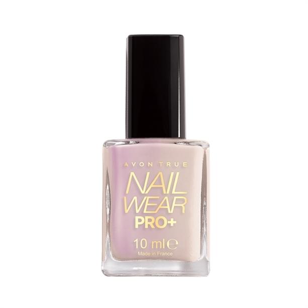 Avon Lak na nehty Nail Wear Pro+ 10 ml Halo Lilac