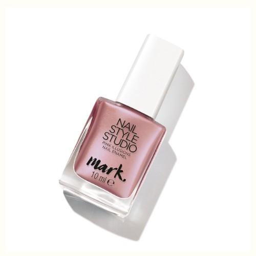 Avon Lak na nehty s gelovým efektem Mark Gel Shine  (Nail Enamel) 10 ml I Pink I Can