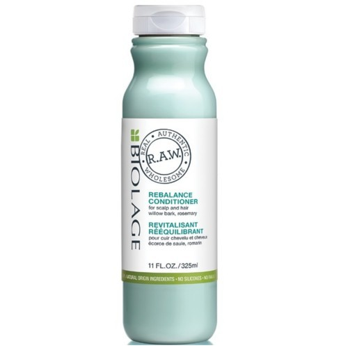 Biolage Lehký osvěžující kondicionér Biolage RAW Scalp Care Rebalance Conditioner 325 ml