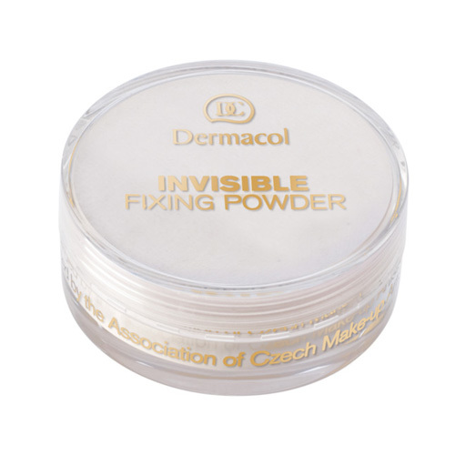 Dermacol Lehký fixační pudr (Invisible Fixing Powder) 13,5 g Light