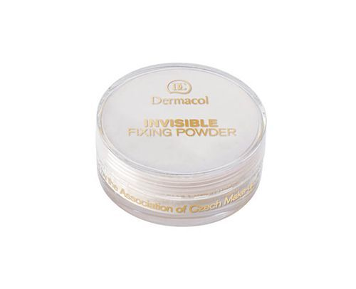 Dermacol Lehký fixační pudr (Invisible Fixing Powder) 13 g Light