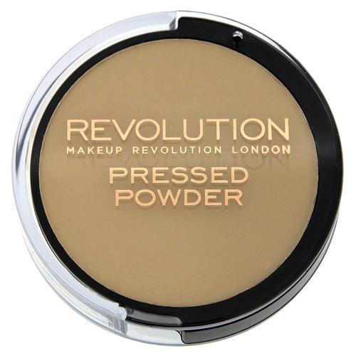 Makeup Revolution Lisovaný fixační pudr (Pressed Powder) 7,5 g Porcelain Soft Pink