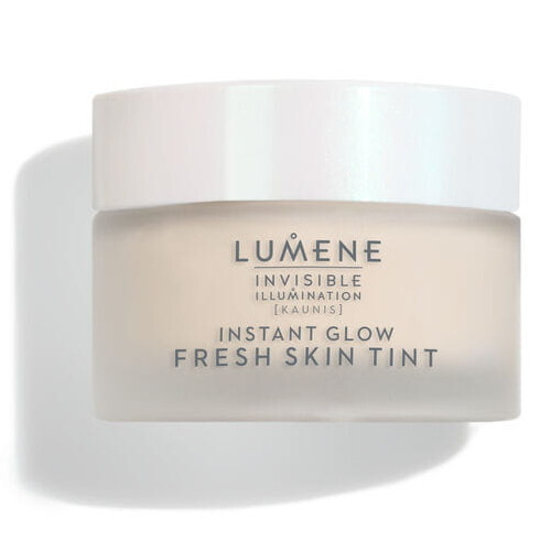 Lumene Hydratačný tónovací krém Invisible Illumination ( Instant Glow Fresh Skin Tint) 30 ml Light