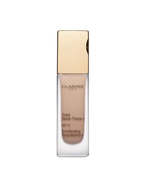 Clarins Make-up pre dlhotrvajúci perfektný vzhľad SPF 15 (Everlasting Foundation) 30 ml 103 Ivory