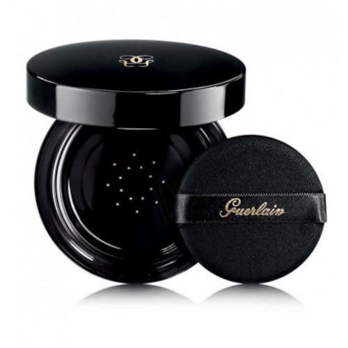 Guerlain Make-up proti známkám únavy SPF 25 Lingerie De Peau Cushion (Anti-Fatigue Perfecting Fluid) 14 g 01N Very Light
