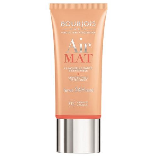 Bourjois Zmatňující make-up SPF 10 Air Mat 30 ml 02 Vanilla