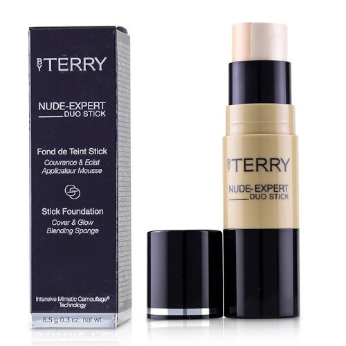 By Terry Make-up v tyčinke Nude Expert (Duo Stick) 8,5 g 1 Fair Beige